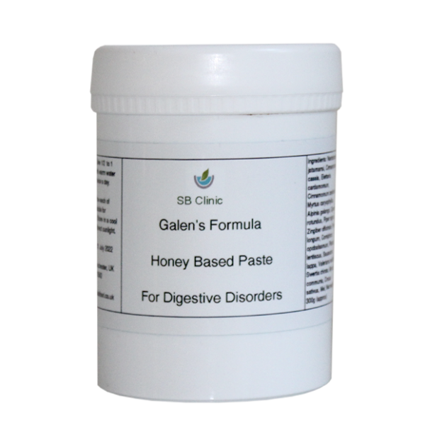 Digestive Paste Product